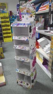 Kosmetischer Pappausstellungsstand, Skincare Ausstellungsstand