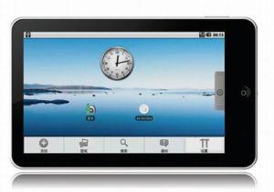 Планшетный ПК на базе Windows CE OS функция GPS