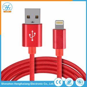 Accessori del telefono mobile del caricatore di dati del USB dell'OEM per il cavo del lampo