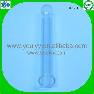 10mm 75mm Glasreagenzgläser für Labor