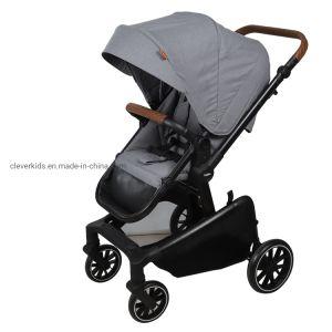 Cochecito de bebé de 4 ruedas multifunción silla de paseo cochecito transportista Travel System 3 en 1.