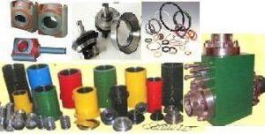 As peças da bomba