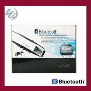 Kit para coche Bluetooth espejo con el sistema de aparcamiento