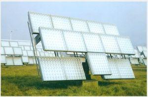 A Estação de Energia Solar