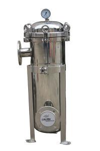 Alojamento do filtro de cartucho de aço inoxidável