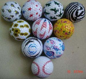Bola de golfe de 2 peças para o nível de promoção (B07115)