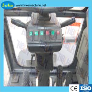 15ton de hydraulische Graver van het Wiel van het Graafwerktuig voor Verkoop