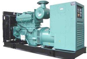 tipo aperto generatore di 500kw Cummins del diesel