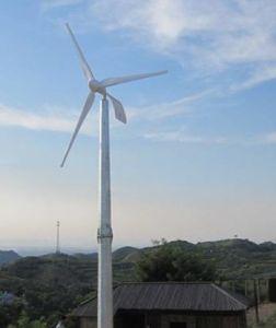 Ветровой турбины