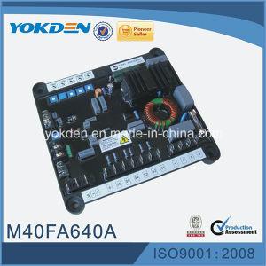 M40FA640un generador diesel Parts el regulador de voltaje automático