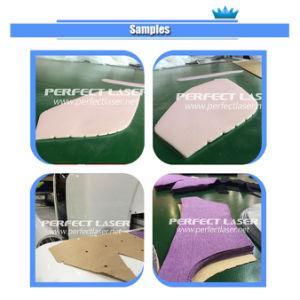 자동 지류를 가진 큰 체재 형식 옷 또는 t-셔츠 또는 의복 또는 직물 Laser 절단기