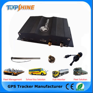 Kamera-Kraftstoff-Fühler-Fahrzeug GPS-Verfolger mit Plattform frei aufspüren