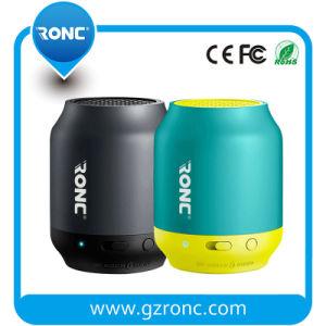 音楽小型Bluetoothの熱い販売のロゴによってカスタマイズされるスピーカー