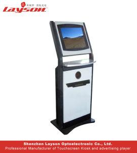 ビルの支払および表示を広告することを用いる19/22/32/43/49/55/65の食糧命令の自己サービスタッチ画面のキオスク、タッチスクリーンのモニタLCDデジタルの表記