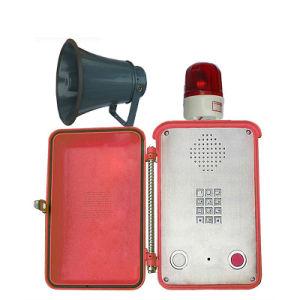 防水天候の抵抗力がある電話Knsp-15旧式な電話