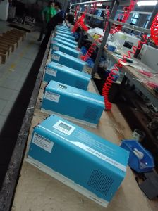 6kw 48/96VDC reiner Sinus-Wellen-Solarinverter für SolarStromnetz vom China-Hersteller