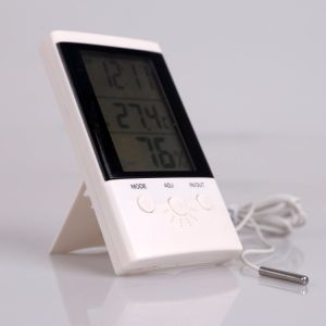 Küche-Raum-Feuchtigkeit Hygrometertemperature Thermometer Digital-LCD