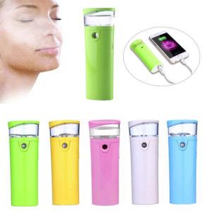 Spray parfum multifonctionnel de l'humidificateur Mobile Banque d'alimentation