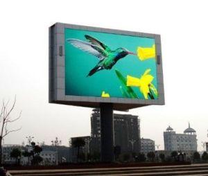 Outdoor pleine couleur P16 a conduit l'affichage de publicité