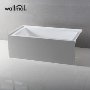 Upc baignoire Panneau avant du tablier de la jupe de baignoires avec bride de carrelage