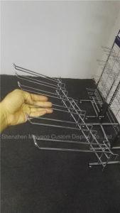 Livre de pé Grande Gancho durável travando Eletrodeposição suporte de ecrã