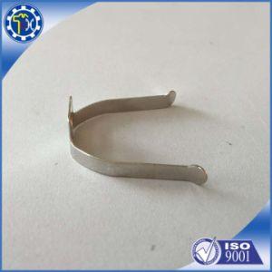 Fabricación de metal personalizados de Acero Inoxidable T8/T6 Clip lámpara