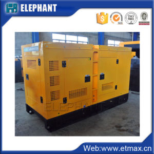 Tipo silenzioso del generatore diesel di Sdec 120kVA senza rumore con il motore di Sdec