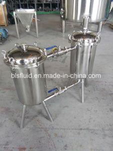 Filtergehäuse-Saft-Apfelsaft-Filter