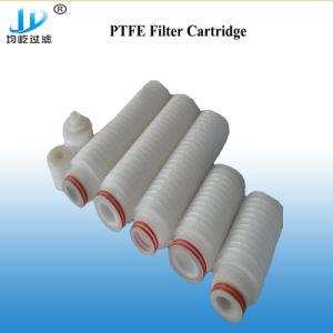 La resistencia de ácido PP cartucho de filtro de algodón de Química
