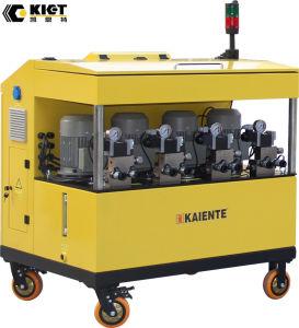 Kiet PLC de Control de conversión de frecuencia de Doble Acción del Sistema de elevación sincrónica