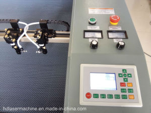 Fabric Cloth Tetiles를 위한 자동적인 Laser Cutting Machine