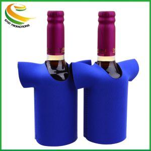 La bottiglia meravigliosa della maglia del neoprene/può dispositivo di raffreddamento/supporto