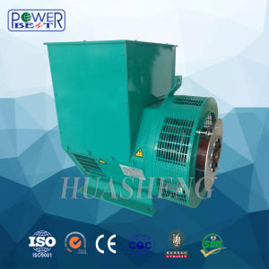 ブラシレスAC交流発電機の発電機