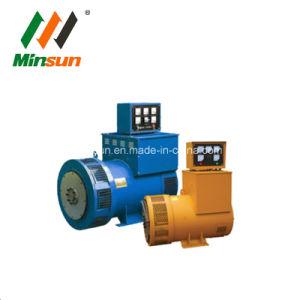 Einphasiges Str.-STC-3kw 7.5kw 10kw und Dreiphasen-Wechselstrom-elektrischer Drehstromgenerator-Generator-Dynamo