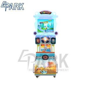 Het Rennen van het Spel van de Arcade van Karting de Machine van het Spel van het Vermaak