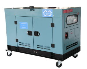Ímã permanente de diesel do gerador elétrico Definir Grupo Gerador 15kVA 21kVA 50Hz