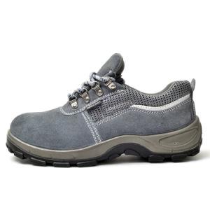 Placa de acero de la luz de evitar la punción Zapatos de seguridad