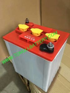 3-Dg-230 6V230ah свинцовых глубокую цикла тележки для гольфа аккумуляторной батареи