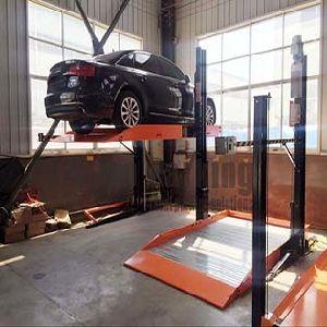 Facile installato Alberino-Compartecipe due elevatori del garage di parcheggio dell'alberino