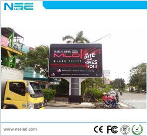 Outdoor P6 SMD Plein écran LED de couleur affichage de panneau