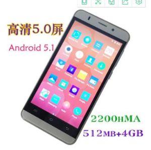 Lle vendite del rifornimento di 5.5 pollici 512+4 C7 si raddoppiano commercio estero astuto Smartphone del telefono mobile 3G della visualizzazione 1+8 di memoria