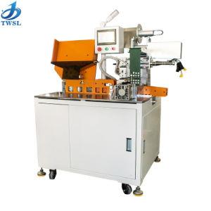Batería de litio automático de la celda de aislamiento de la máquina de papel adhesivo Twsl-350