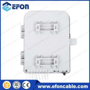 1X8 1X16 PLC Splitter de fibra óptica FTTH 10 par Caja de conexiones (FDB-016A)