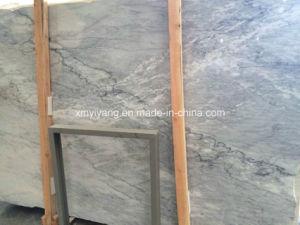 Het natuurlijke Grijze Marmer van de Steen voor de Tegel van de Vloer/van de Muur