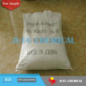 Entrega rápida 98% gluconato de sódio a mistura de betão para a construção