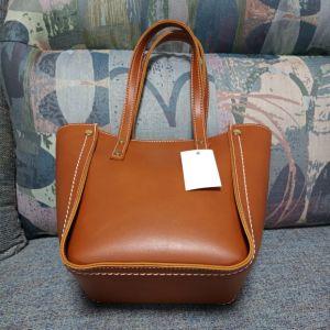 Petit centre commercial Fashion femmes PU Sacs à main à l'intérieur du sac (No. 2300)