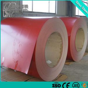 PPGI Hot Premier bobines en acier galvanisé prélaqué pour les toitures