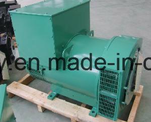 Alternateur sans balai industriel unique générateur de Roulement de générateur de Marine alternateur 200kw