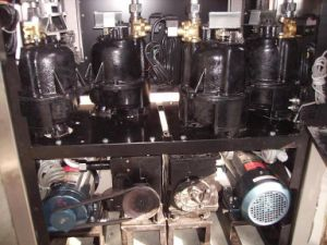 Dispositivi di pompaggio della ghisa per gas