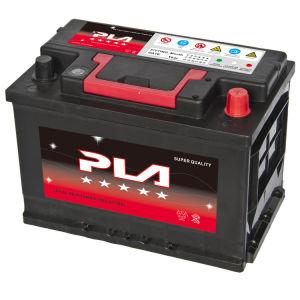 accumulatore per di automobile ricaricabile sigillato standard di memoria acida al piombo di BACCANO di 12V 72ah